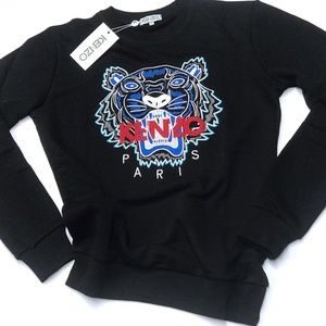 KENZO MEN SWEATER SIZE LARGE NEW WITH TAGS